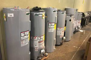 Electric AND Gas Water Heaters FB for Sale in Houston, TX