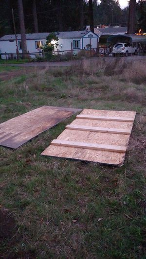 Free wood for Sale in Spanaway, WA