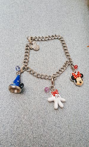 "Disney charms bracelet 7 "" for Sale in Clearwater, FL"