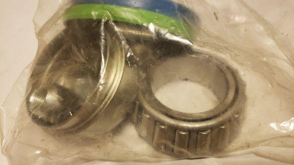 Trailer axle bearing kit 5500-6000#