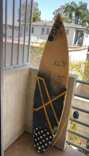 """5'11"""" hard top surfboard for Sale in Los Angeles, CA"""