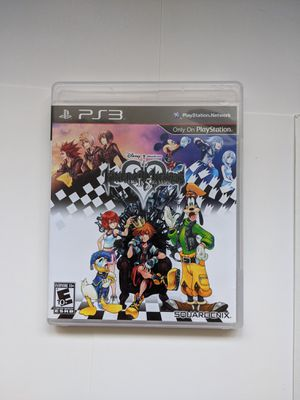 Kingdom Hearts HD 1.5 Remix for PlayStation 3. for Sale in Houston, TX