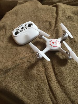 White drone best offer has camera for Sale in Darien, CT