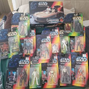 Star Wars Kenner 1997 The Power of the Force Action Figure (50) Rare Boba Fett for Sale in MONARCH BAY, CA