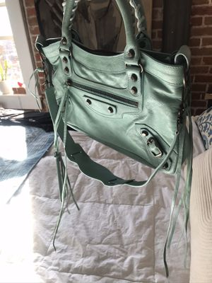 Balenciaga Green Handbag for Sale in Denver, CO