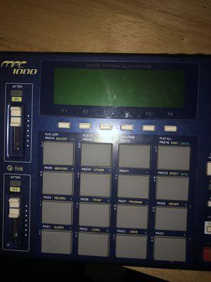 Akai Mpc 1000 for Sale in Chesapeake, VA