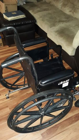 Wheelchair $75 obo for Sale in Wolcott, CT
