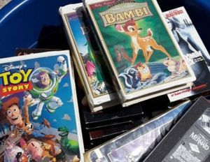 Lots of VHS Movies. ;) for Sale in Carol City, FL