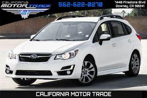 2016 Subaru Impreza Wagon for Sale in Downey, CA