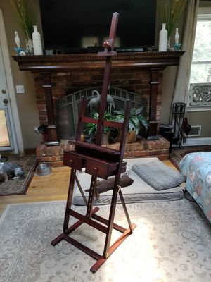 Fully Adjustable Artist's Easel for Sale in Lugoff, SC