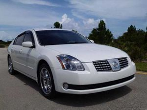 Very fast car Nissan Maxima 2004 for Sale in US