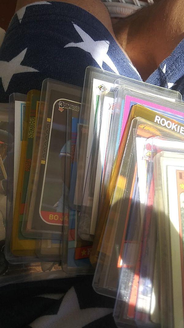 50 Badass rookies n allstar player cards