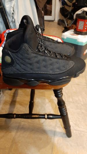 Jordan 13 black cats for Sale in Durham, NC