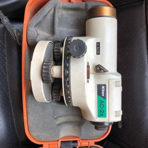 Nikon Acs2 Level With Tripod for Sale in Carson, CA