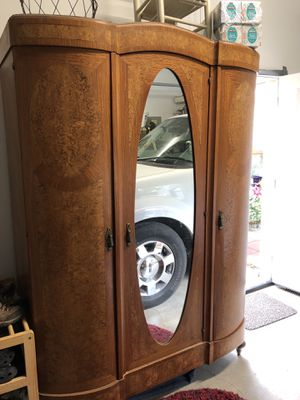 Antique armoire for Sale in Lacey, WA