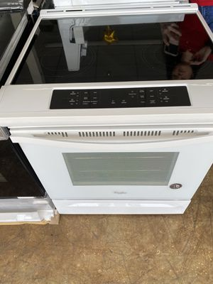 Stove, whirlpool, kek appliances, kissimmee, $39 down payment, ask for enas for Sale in Kissimmee, FL