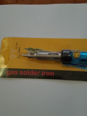 Gas operated Solder Iron, Butain gas for Sale in Glen Burnie, MD
