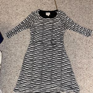 Black And White Sweater Dress for Sale in Arlington, VA