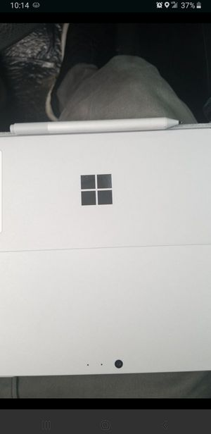 Microsoft surface pro 6 like new with keyboard and pen for Sale in Santa Ana, CA