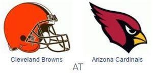 Cleveland Browns @ Arizona Cardinals for Sale in Litchfield Park, AZ