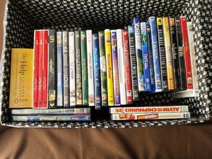 30 DVD's for Sale in Lakewood, CA