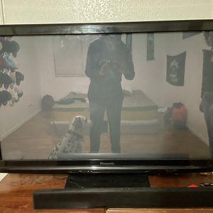 """50"""" Panasonic TV for Sale in Glendale, AZ"""