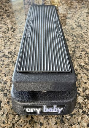 Cry Baby Wah Wah Pedal by Dunlop for Sale in Tacoma, WA