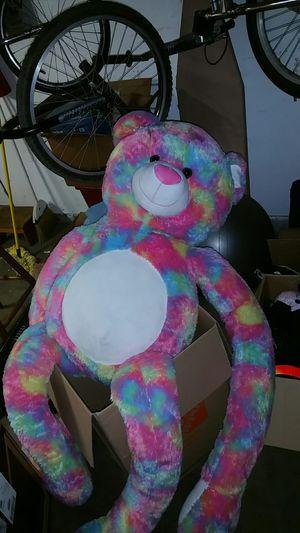 Huge stuffed bear animal for Sale in Fullerton, CA