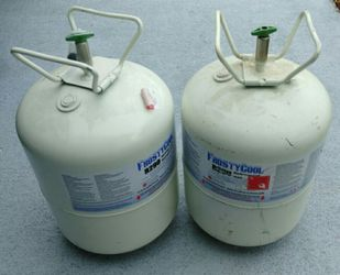 "$220 NEW R290 refrigerant, formerly R22a ""R22 Freon"" air conditioner coolant for Sale in West Columbia,  SC"