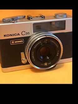 Film camera Konica C35 for Sale in Beaverton,  OR