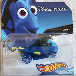 Disney Pixar, Finding Nemo, Dory - Hot Wheels Character Car for Sale in La Mirada, CA