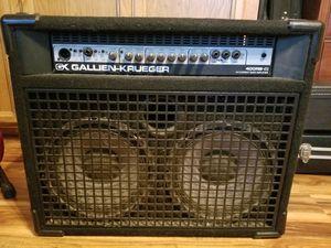 GK Gallien-Krueger400RB-III 2x10 180W/280W Bass Combo Amplifier for Sale in Woodburn, OR