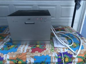 Good Working SPT Portable Countertop Dishwasher for Sale in Fresno, CA
