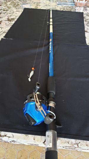 Fishing pole $15 like new for Sale in Phoenix, AZ