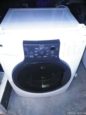 Kenmore washer front load works good 90 day warranty {contact info removed} for Sale in Fort Washington, MD