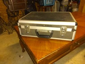 Tool box, briefcase combination for Sale in Groveland, IL