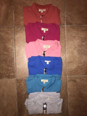 Burberry Polos for Sale in Northvale, NJ