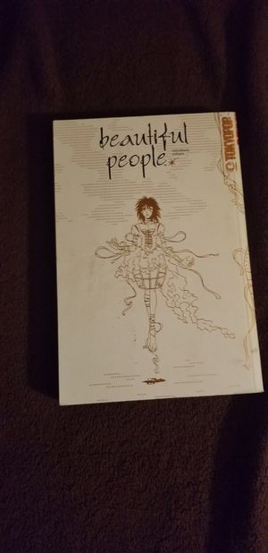 Beautiful People Manga by Mitsukazu Mihara TokyoPop for Sale in Lake Forest, CA
