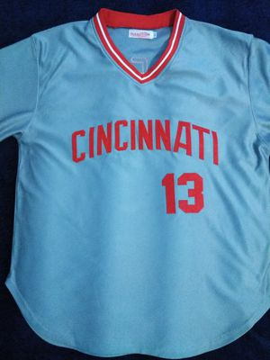 Dave Concepcion Cincinnati Reds Jersey XL for Sale in Atlanta, GA