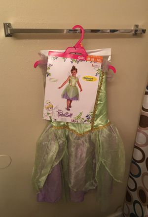 Tinker bell Costume *Pick up only & FCFS* for Sale in Wahneta, FL
