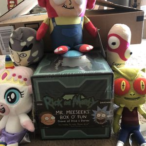 Rick And Morty Lot for Sale in Glendale, AZ