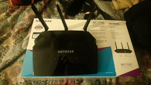 Netgear Nighthawk Ac1750 Router And modem for Sale in Saint Petersburg, FL