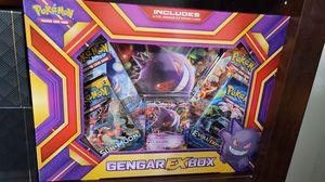 Gengar ex box for Sale in Burien, WA