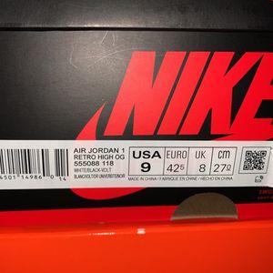 Jordan 1 Volts for Sale in Providence, RI