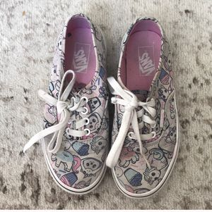 Kids Vans sneakers size 1.5 unicorn for Sale in Fremont, CA