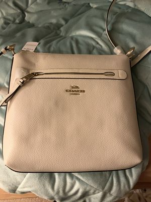 Coach Pebble Leather Crossbody for Sale in Elk Grove, CA