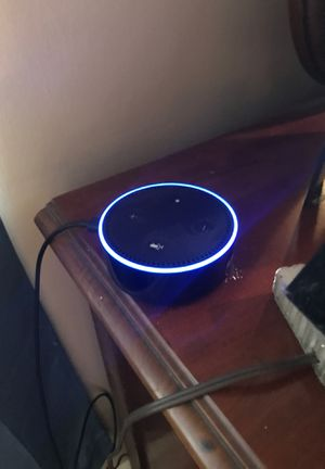 Amazon's echo dot for Sale in Columbia, SC