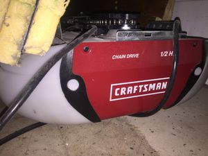 Craftsman garage door opener for Sale in Bradenton, FL