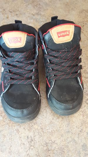 LEVI Boys shoe size 13 for Sale in Price, UT