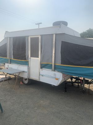 93 coleman tent trailer for Sale in Reedley, CA